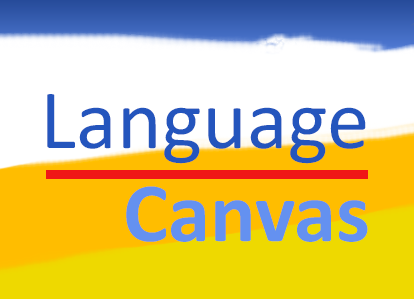 Online language learning with Language Canvas: Video, Clickable Audio